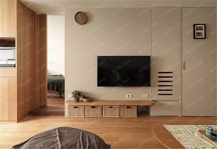 客厅电视背景墙用什么做比较好 - 维意定制家具网上商城