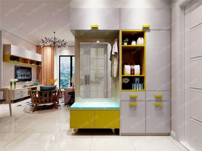 小户型两室一厅装修案例 - 维意定制家具网上商城