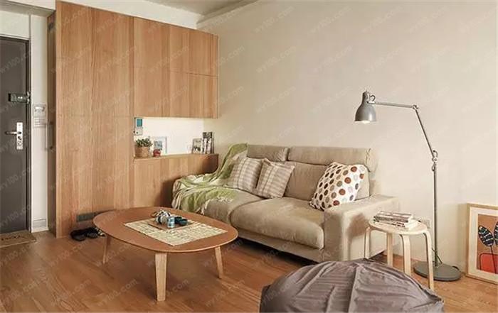 小客厅装修技巧 - 维意定制家具网上商城