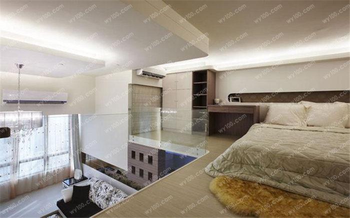 loft公寓装修效果图 - 维意定制家具网上商城