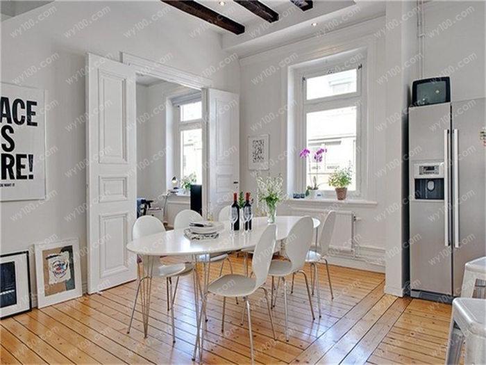 一室一厅装修案例 - 维意定制家具网上商城