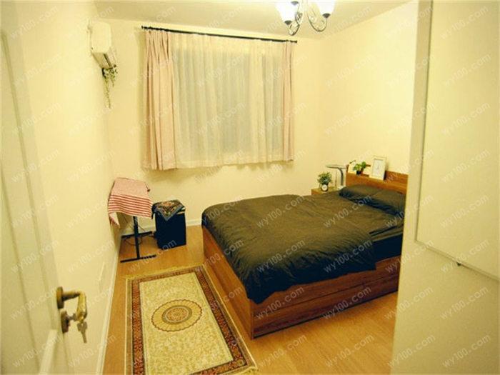 两室一厅小户型设计图 - 维意定制家具网上商城