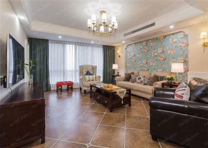 客厅大沙发小怎么搭配 - 维意定制家具网上商城