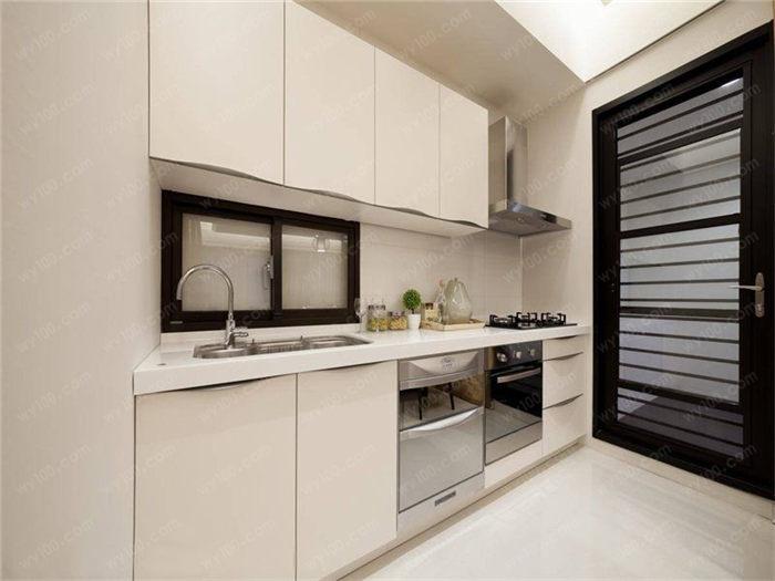 小户型北欧风格厨房怎么装修 - 维意定制家具网上商城