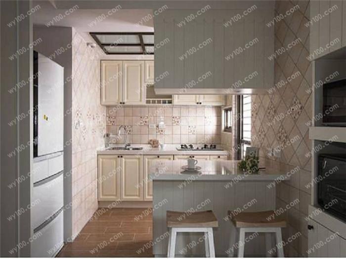 开放式厨房隔断有哪些方法 - 维意定制家具网上商城