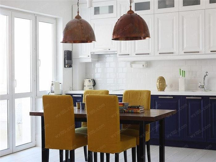 厨房玻璃墙面如何选购 - 维意定制家具网上商城
