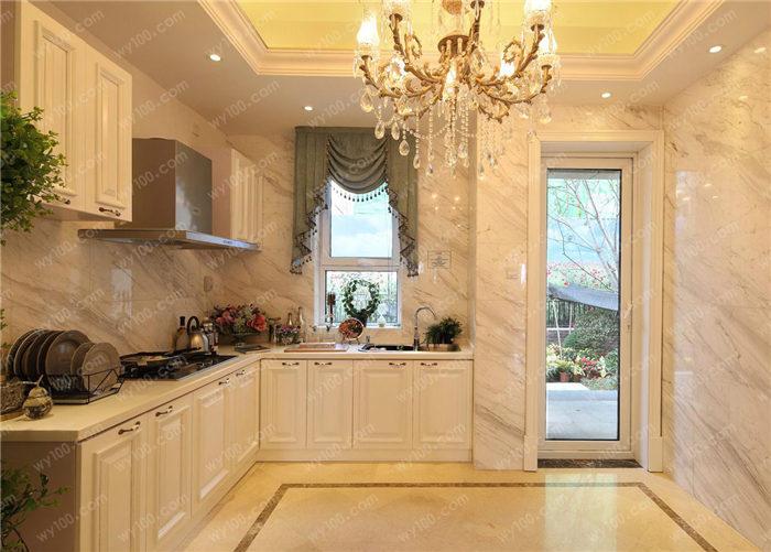 定制厨房柜子时要注意什么 - 维意定制家具网上商城