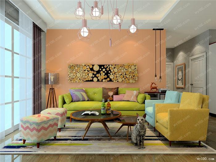 家居墙面软装配色技巧有哪些 - 维意定制家具网上商城