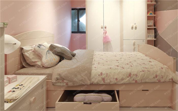 15平儿童房效果图 - 维意定制家具网上商城