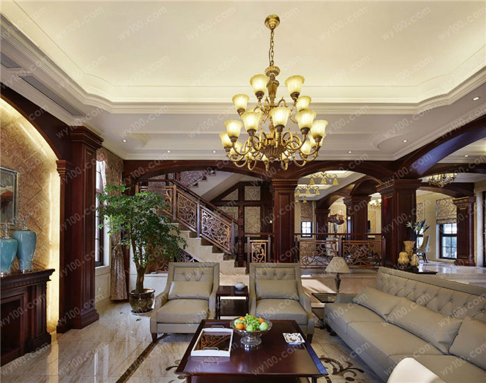 跃层客厅怎么装修 - 维意定制家具网上商城