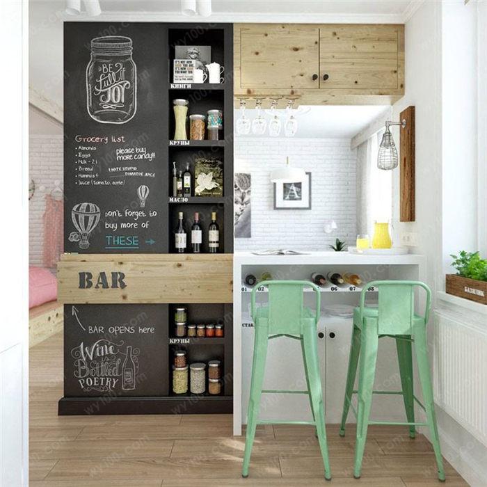 家用吧台高度多少合适 - 维意定制家具网上商城