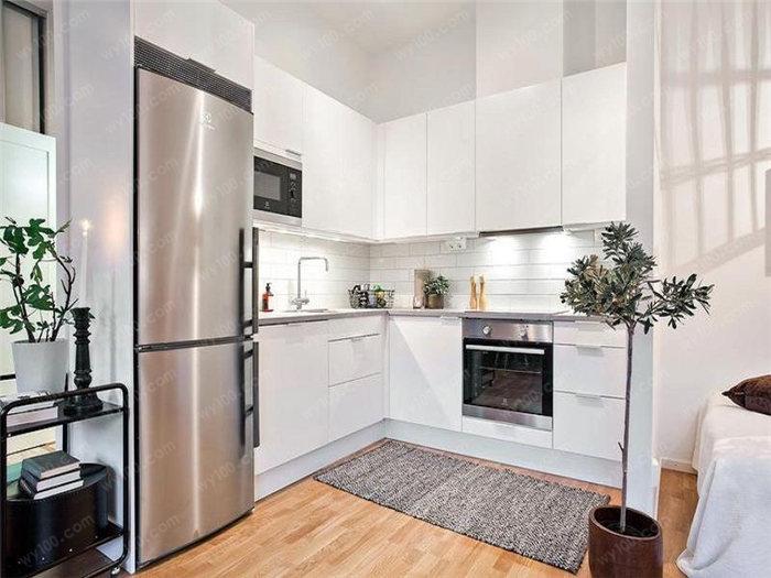 小户型厨房如何装修 - 维意定制家具网上商城