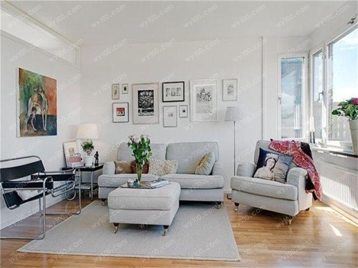 62平时尚现代公寓 - 维意定制家具网上商城