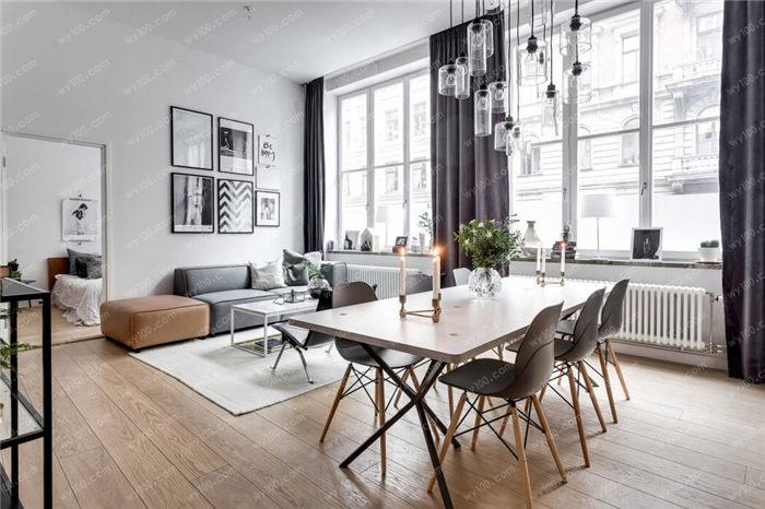 四室二厅装修有什么技巧 - 维意定制家具网上商城