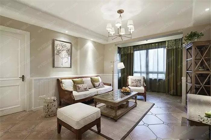 客厅转角怎么装修 - 维意定制家具网上商城