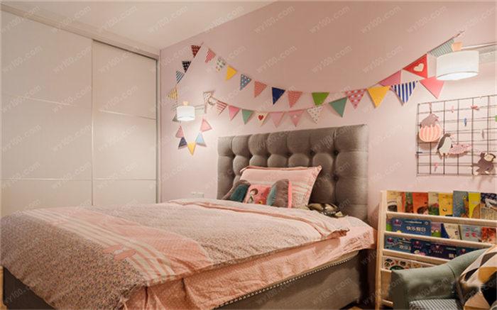 适合儿童房装修风格有哪些 - 维意定制家具网上商城