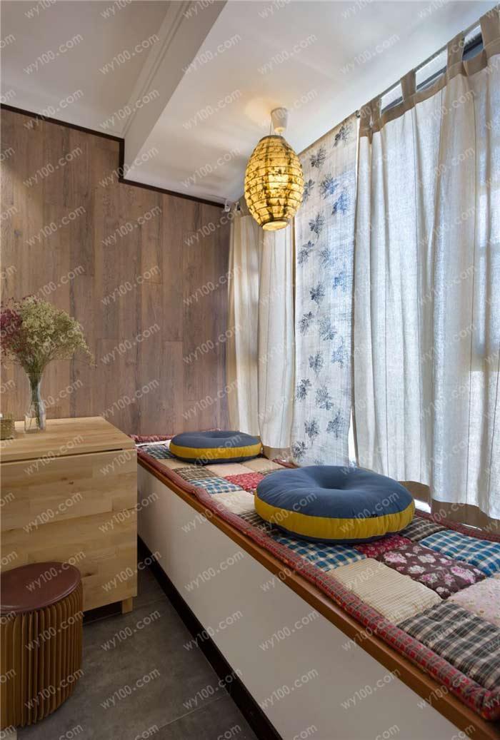 阳台榻榻米装修设计要注意哪些 - 维意定制家具网上商城