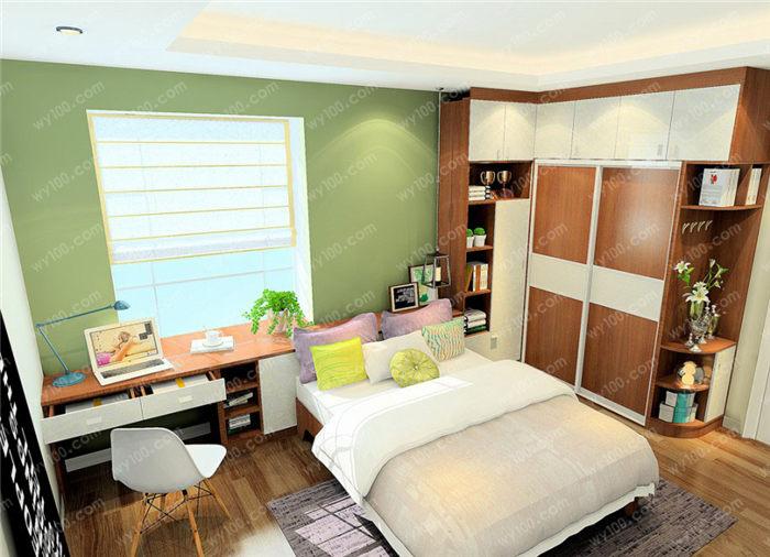 卧室窗帘用什么颜色