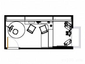 榻榻米搭配书桌书房 休息办公两不误_维意定制家具商城