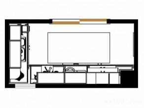 L型橱柜设计 6平装出线条感十足之美_赌盘网