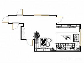 客餐厅装修效果图 31�O设计整体又美观_赌盘网