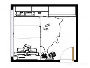 吉尔系列儿童房效果图 11�O利用空间_赌盘网