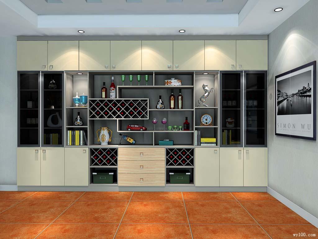 超强酒柜具备了展示与储酒的功能