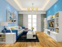 海洋风客餐厅效果图 25�O酷暑宅家清凉一夏_赌盘网