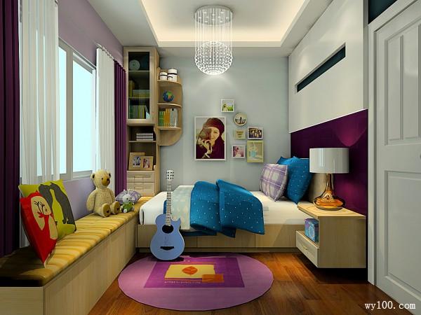 沙发茶几卧室装修效果图