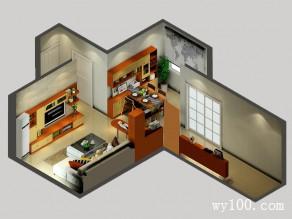 东南亚客厅效果图 25�O空间隔断_赌盘网