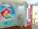 粉红儿童房效果图 18�O给孩子一个甜甜的梦_维意定制家具商城