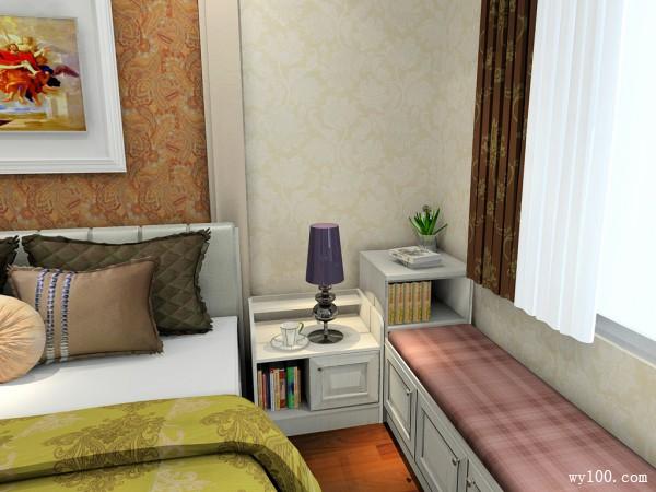 美式衣帽间卧室 21�O舒适优雅个性化_赌盘网