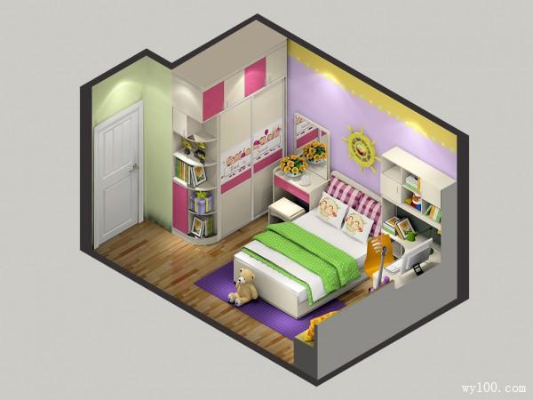 其他儿童房装修效果图