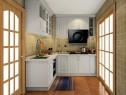 典雅大气厨房设计 营造温馨复古浪漫气息_维意定制家具商城