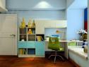榻榻米儿童房效果图 11平整体空间设计简洁和温馨_赌盘网
