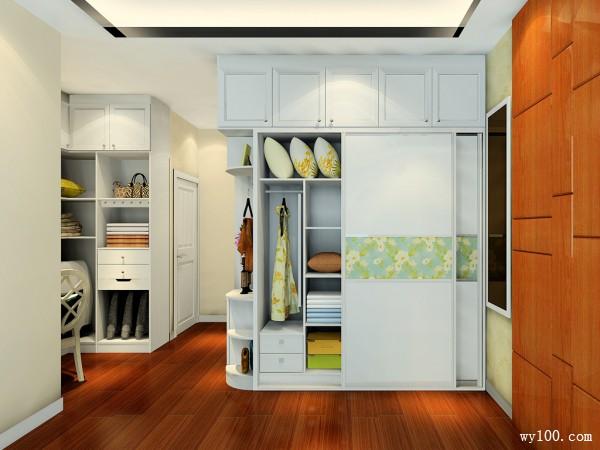 卧室装修效果图 17�O空间利用率高_赌盘网