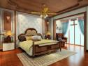复古的美式乡村风卧室 柜体搭配经典实用简洁_赌盘网