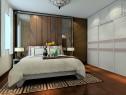 美式卧室效果图 26�O空间大气、增强收纳_维意定制家具商城