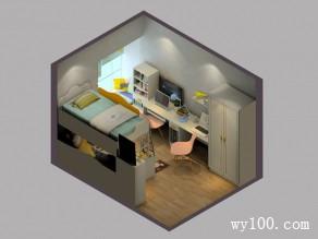 美式田园儿童房效果图 10�O塑造活泼欢乐童年_赌盘网