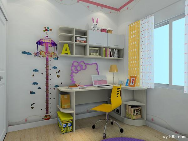 波艾系列儿童房效果图 8�O利用空间_赌盘网