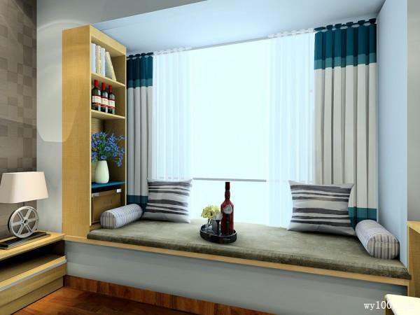 艾迪里系列卧房效果图 10㎡一体设计_维意定制家具商城