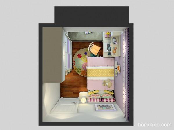 罗曼司系列儿童房效果图 7�O更实用_赌盘网
