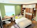 桑普系列卧房效果图 16�O自然清晰_维意定制家具商城