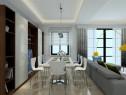 纽凡逊系列客餐厅效果图 38�O现代感_维意定制家具商城