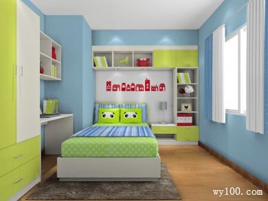 儿童房设计效果图 打造充满童趣的空间 title=
