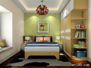 卧室和工作区完美融合 12�O打造舒适空间 title=