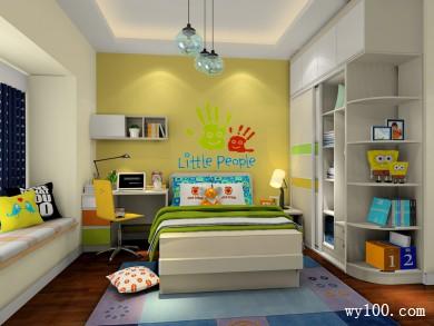 创造更多想象空间 20�O童趣儿童房 title=