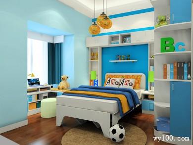 童趣儿童房效果图 8�O让童趣与灵气兼备