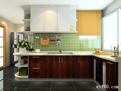 10-15�O厨房装修效果图