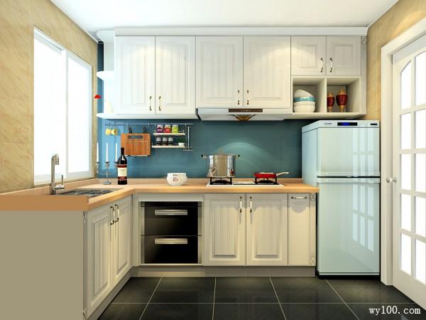 橱柜厨房装修效果图
